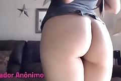 Amador Anonimo - Novinha na webcam