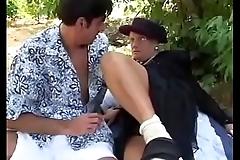Grandmother love xincestporn.com