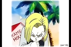 [ZONE] Android 18 Blowjob