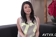 Unfathomable fucking for sweet oriental lass luscious poon tang