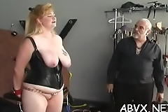 Hot babes serious xxx bondage dilettante scenes on cam