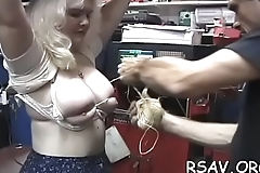 Rough chick totally dominates a stud by sitting on his face