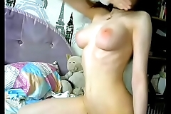 Sexy girl free nude teasing webcam room