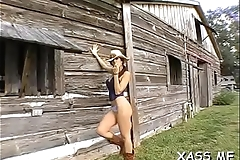 Lovely girl with impressive ass goes obscene till agonorgasmos