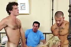 Man Shares His Wife with Two Studs