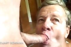 50 Loads on 1 Face, Cum Facial Compilation!