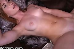 Very beatiful redhead girl masturbating on webcam for more profile http://camsforcum.com/hannahjames710/