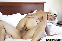Great Curves On Dark Teen Ashley Luvbug