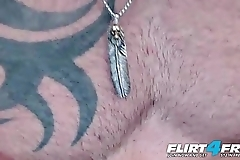Maddox Ryker - Flirt4Free - Hunky Muscle Stud with Big Beautiful Cock Dominates You