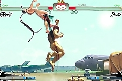 STREET FIGHTER IV ALL NUDE