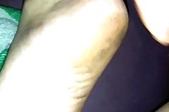 sleepy cum smelly soles of ma gf
