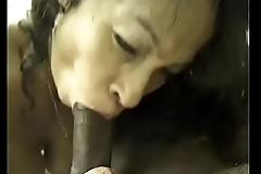 Sexy Mature Lady Blowjob