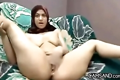 X Rated Arab Tramp With Her Hijab