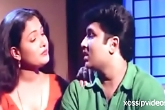 Mallu aunty forced by dever
