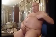 old masturbator