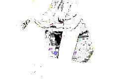 【前屈み胸チラ②】作るのに夢中で&rarr_&rarr_&rarr_ヤンキーカップルの●ッチ彼女さんのエロテカリ乳首