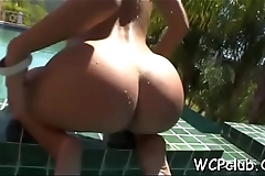 Horny hottie cant imagine life without hardcore anal screwing