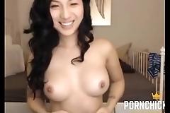 JAV Cute Japanese MILF on her Cam - More at PornChicki.com