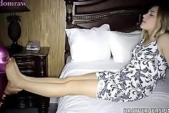 Kinky Feet: Pantyhose Fantasies