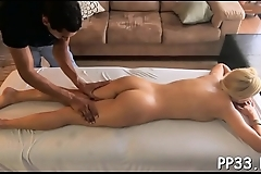 Hunk is having fun taming alluring babe'_s lascivious vagina
