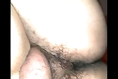 My Mexican bf fucks me cums inside 5 squirts