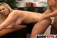 Busty Pink Slit Abbey Brooks
