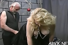 Flaming nude spanking and amateur extreme servitude porn