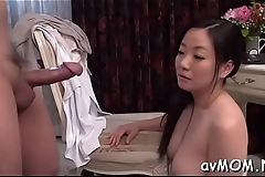 Lustful slut deperately needs a big cock to suck and get fingered
