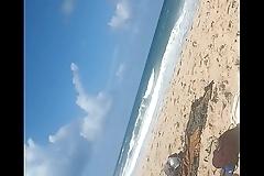 Flash in the Beach