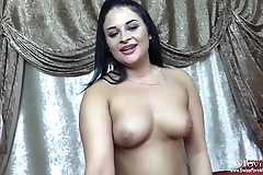 Porno-Casting mit dem Model Joleen 22