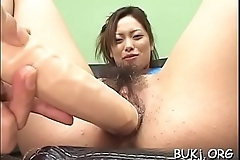Stripped japan  slut screams with males fucking her hard