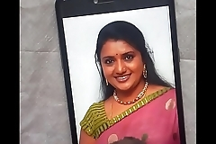 Cum tribute to Kannada serial actress