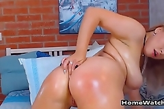 Cutest Blonde Ever Sucking On Some Hard Cock