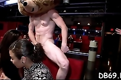 Beauty gets fucked while her allies continue to suck