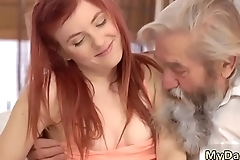Mexican mom and playmate'_s ally xxx Unexpected practice with an older