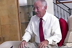 Girl gets pussy eaten by old man Ivy impresses with her phat tits and