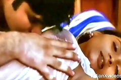 Indian porn actress get honey on the boobs licked