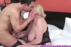 Sex with older one